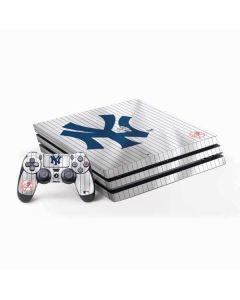 New York Yankees Home Jersey PS4 Pro Bundle Skin