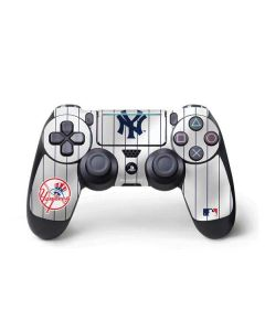 New York Yankees Home Jersey PS4 Pro/Slim Controller Skin