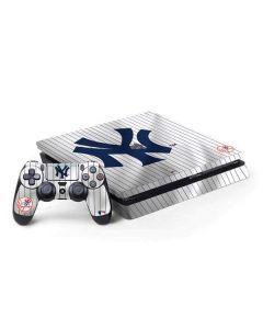 New York Yankees Home Jersey PS4 Slim Bundle Skin