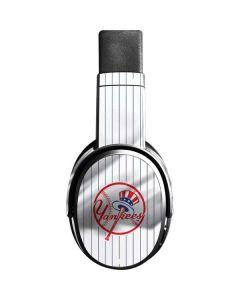 New York Yankees Home Jersey Skullcandy Crusher Wireless Skin