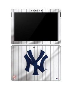 New York Yankees Home Jersey Surface Go Skin