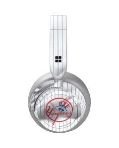 New York Yankees Home Jersey Surface Headphones Skin