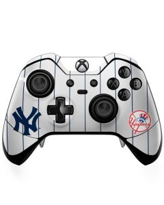 New York Yankees Home Jersey Xbox One Elite Controller Skin