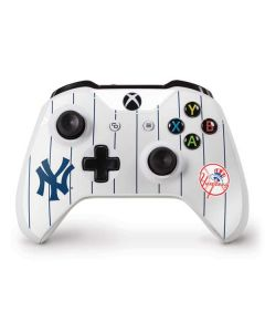 New York Yankees Home Jersey Xbox One S Controller Skin