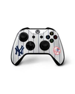 New York Yankees Home Jersey Xbox One X Controller Skin