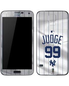 New York Yankees Judge #99 Galaxy S5 Skin