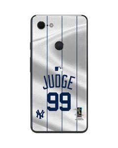 New York Yankees Judge #99 Google Pixel 3 XL Skin
