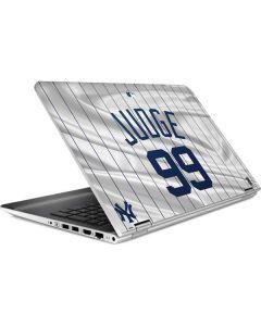 New York Yankees Judge #99 HP Pavilion Skin