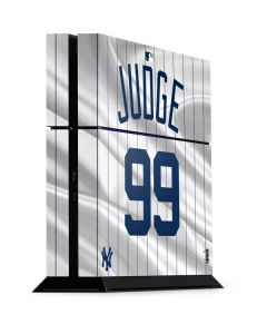 New York Yankees Judge #99 PS4 Console Skin