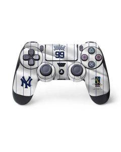 New York Yankees Judge #99 PS4 Controller Skin
