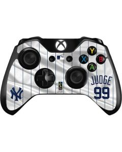 New York Yankees Judge #99 Xbox One Controller Skin