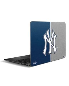 New York Yankees Split Zenbook UX305FA 13.3in Skin
