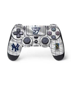 New York Yankees Stanton #27 PS4 Controller Skin