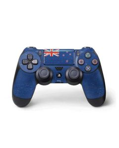 New Zealand Flag Distressed PS4 Pro/Slim Controller Skin