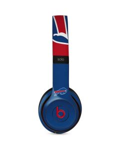 Buffalo Bills Zone Block Beats Solo 2 Wireless Skin
