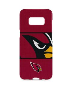 Arizona Cardinals Zone Block Galaxy S8 Plus Lite Case