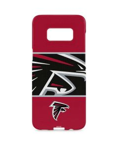 Atlanta Falcons Zone Block Galaxy S8 Plus Lite Case