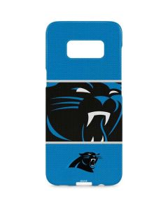 Carolina Panthers Zone Block Galaxy S8 Plus Lite Case