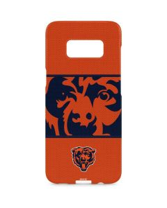 Chicago Bears Zone Block Galaxy S8 Plus Lite Case