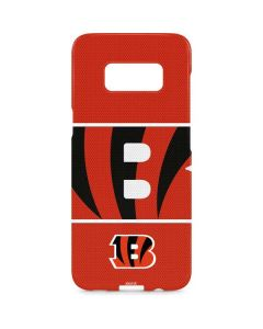 Cincinnati Bengals Zone Block Galaxy S8 Plus Lite Case