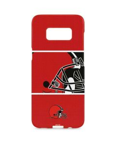 Cleveland Browns Zone Block Galaxy S8 Plus Lite Case