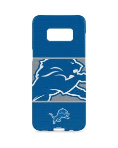 Detroit Lions Zone Block Galaxy S8 Plus Lite Case