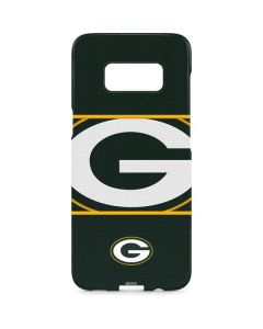 Green Bay Packers Zone Block Galaxy S8 Plus Lite Case