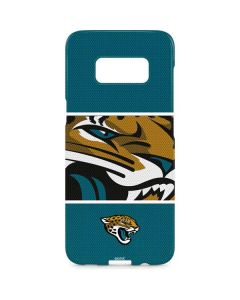 Jacksonville Jaguars Zone Block Galaxy S8 Plus Lite Case