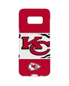 Kansas City Chiefs Zone Block Galaxy S8 Plus Lite Case