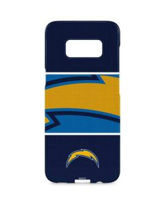 Los Angeles Chargers Zone Block Galaxy S8 Plus Lite Case