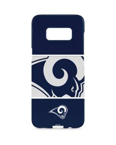 Los Angeles Rams Zone Block Galaxy S8 Plus Lite Case