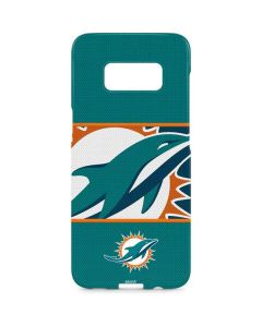 Miami Dolphins Zone Block Galaxy S8 Plus Lite Case