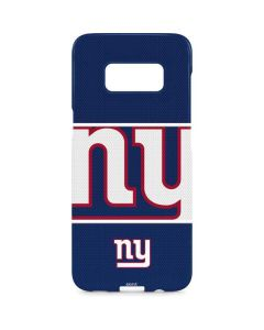 New York Giants Zone Block Galaxy S8 Plus Lite Case