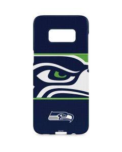 Seattle Seahawks Zone Block Galaxy S8 Plus Lite Case