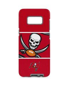 Tampa Bay Buccaneers Zone Block Galaxy S8 Plus Pro Case