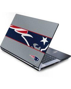 New England Patriots Zone Block Generic Laptop Skin