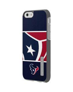 Houston Texans Zone Block Incipio DualPro Shine iPhone 6 Skin