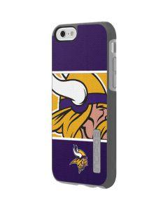Minnesota Vikings Zone Block Incipio DualPro Shine iPhone 6 Skin