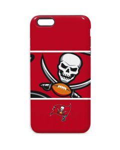 Tampa Bay Buccaneers Zone Block iPhone 6/6s Plus Pro Case