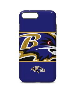 Baltimore Ravens Zone Block iPhone 8 Plus Pro Case