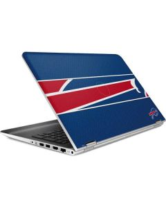 Buffalo Bills Zone Block HP Pavilion Skin