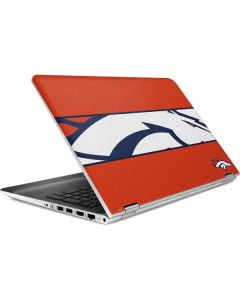 Denver Broncos Zone Block HP Pavilion Skin