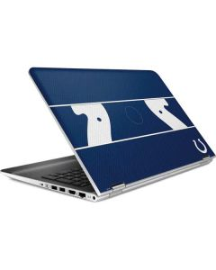 Indianapolis Colts Zone Block HP Pavilion Skin