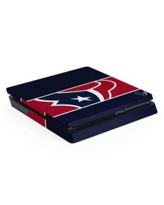 Houston Texans Zone Block PS4 Slim Skin