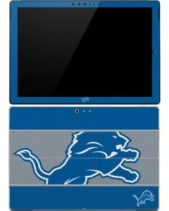 Detroit Lions Zone Block Surface Pro (2017) Skin