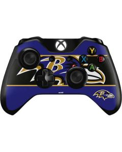 Baltimore Ravens Zone Block Xbox One Controller Skin