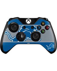 Detroit Lions Zone Block Xbox One Controller Skin