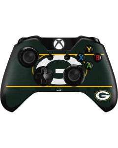 Green Bay Packers Zone Block Xbox One Controller Skin