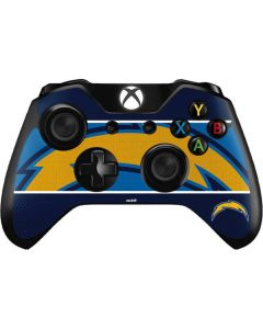 Los Angeles Chargers Zone Block Xbox One Controller Skin