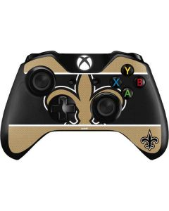 New Orleans Saints Zone Block Xbox One Controller Skin